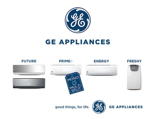 La famiglia GE Appliances cresce: Novità 2018