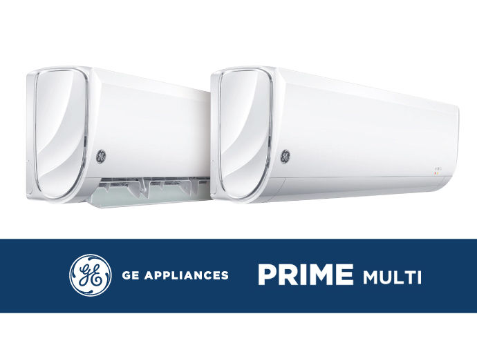 GE Appliances Prime Multisplit